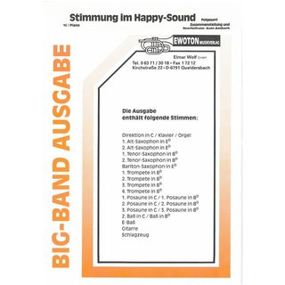 Stimmung im Happy-Sound