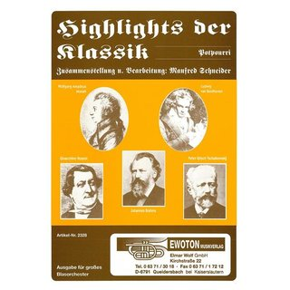 Highlights der Klassik
