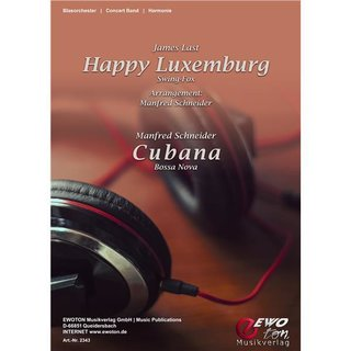 Happy Luxemburg / Cubana