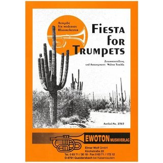 Fiesta for Trumpets