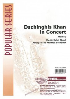 Dschinghis Khan In Concert