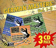 German Masters Collection (CD-Box)