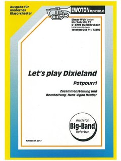 Lets play Dixieland