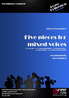 Five Pieces For Mixed Voices