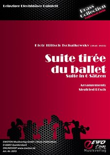 Suite Tiree Du Ballett