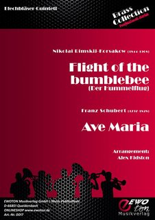 Flight of the bumblebee / Ave Maria
