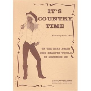 Its Country Time - Medley