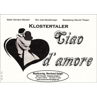 Ciao damore - Klostertaler