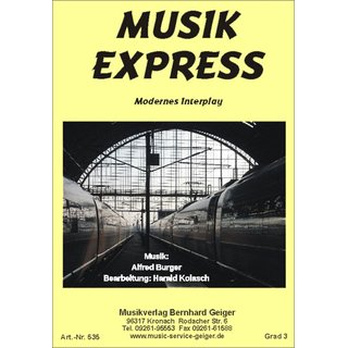 Musik-Express - Modernes Interplay