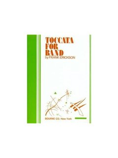 Toccata for Band